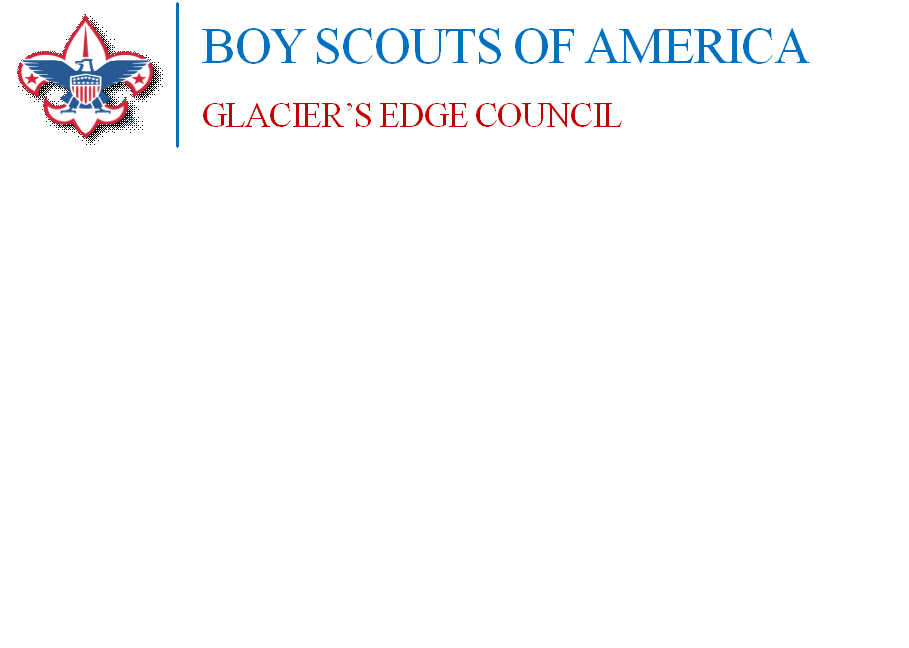 Glacier's Edge Council, Boy Scouts of America | Madison-area Out-of