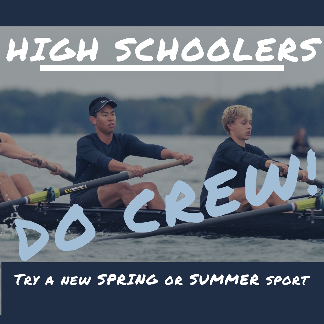Competitive Rowing Team for high schoolers