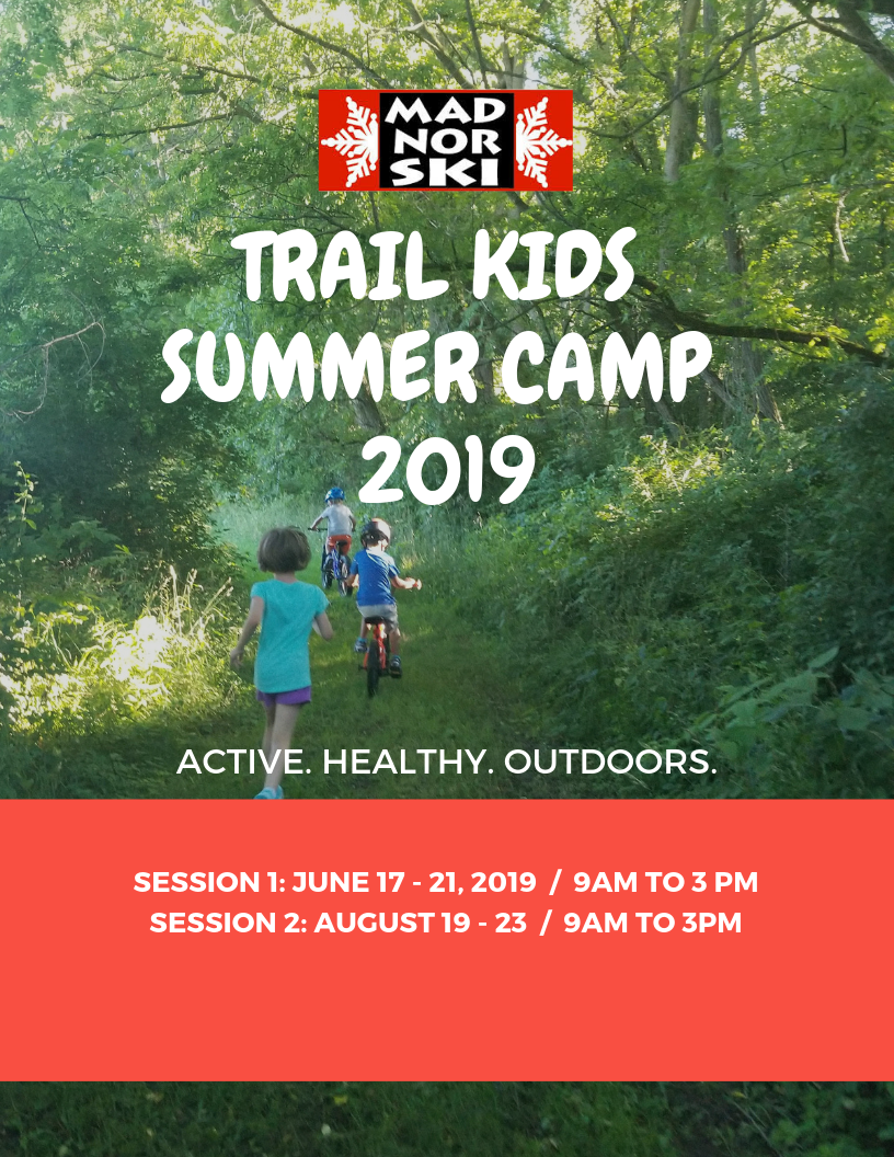 MadNorSki Trail Kids Summer Camp