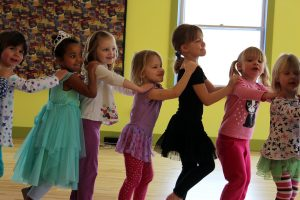 Creative Movement for Kids ages 4-7