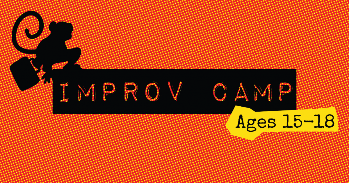Improv Comedy Summer Kids' Camp (Ages 15-18)