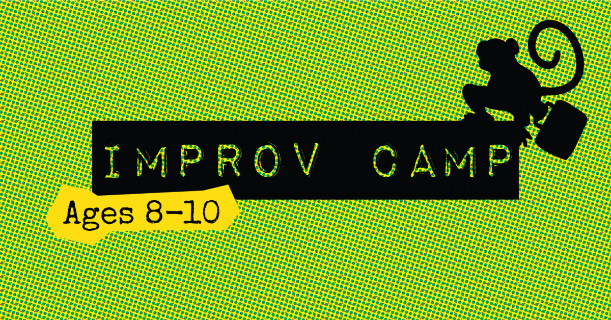 Improv Comedy Summer Kids' Camp (Ages 8-10)