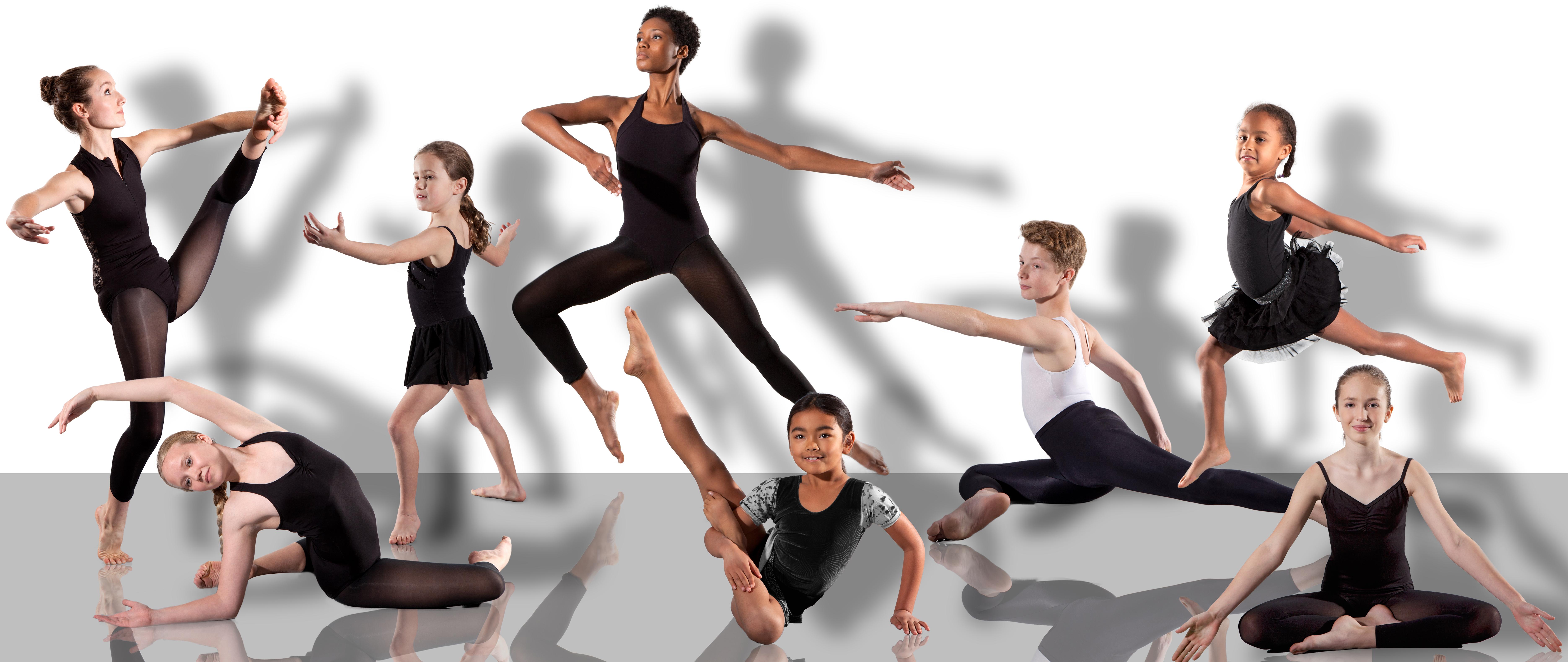 Kanopy Dance Summer Dance Camps 1 & 2, Dance Intensive, Summer Session  and Guest Artist Master Workshop